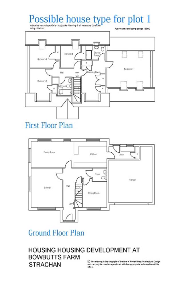 Possible House Type Plot 1