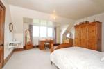 Top floor bedroom right