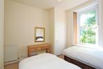 Alternative view of double bedroom 1