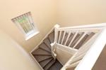 Stair leading to upper floor