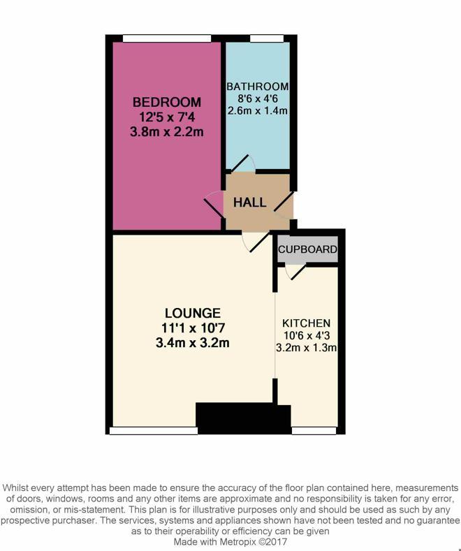 70F Nelson Street Floor Plan