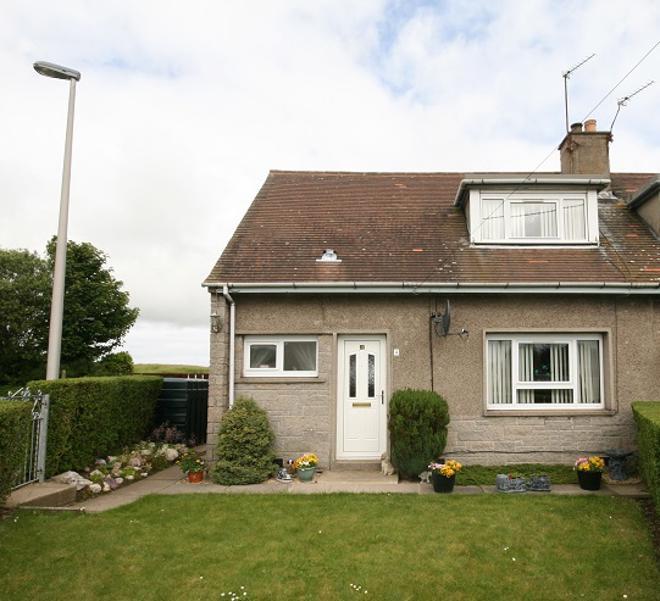 4 Spillarsford Cottages
