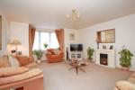 Generously proportioned living room