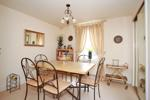 Alternative view of dining room/second bedroom