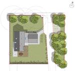Site Plan of Proposed Build