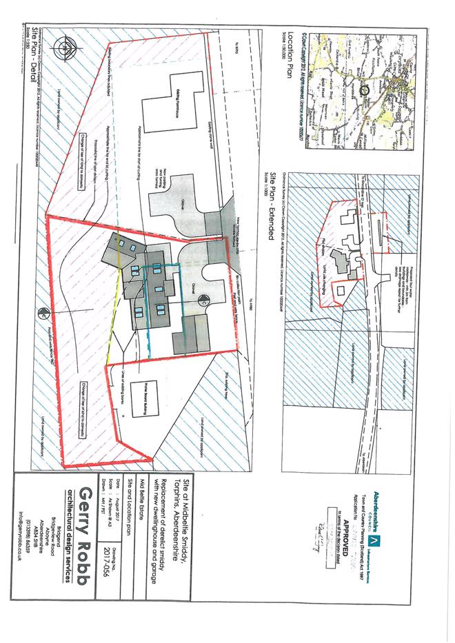 Site & Location Plan