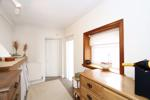 Rear Hall/ Additional Bedroom Space