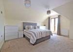 MASTER BEDROOM WITH EN SUITE ASPECT ONE