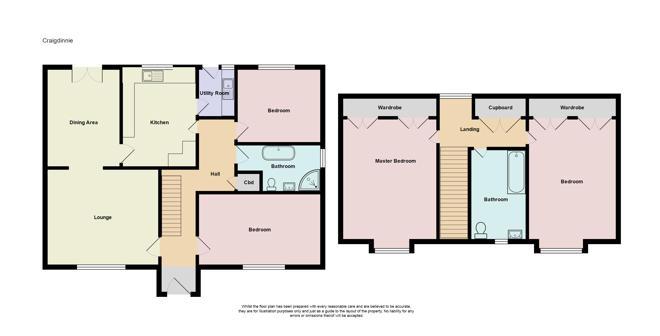 Craigendinnie Floorplan