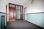 Communal entrance hall
