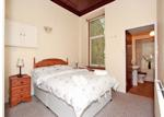 Ground floor double bedroom with en-suite