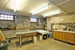 basement room 2 / workshop