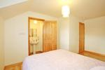 Master bedroom with rear aspect