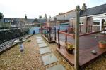 Rear Garden - alternative - decked area