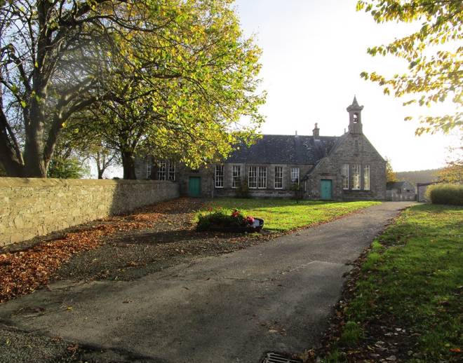 Old Fordyce Primary School