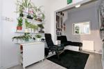 Open plan living room/kitchen (alternative angle)