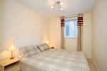 Second double bedroom (alternative view)