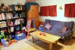 Family room/ Bedroom 1