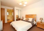 MASTER BEDROOM WITH EN-SUITE SHOWER ROOM ASPECT 1