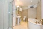 Beautiful Bathroom, fitted with a four-piece suite