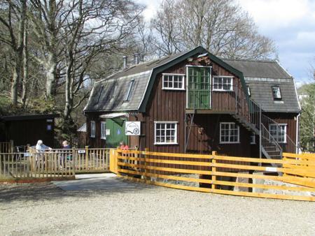 Eden Watermill