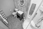 Shower - room alternative view