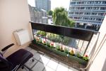 Covered Balcony accessed from Bedroom 2