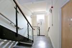 Secure Communal Hallway