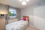 Alternative view of bedroom three