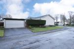 Large Driveway/Double Garage