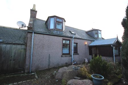 OLD ROYD COTTAGE, SCOTSTON, FORGLEN, TURRIFF
