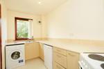 Kitchen with appliances