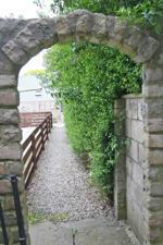 exterior archway