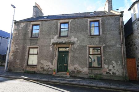 Hamilton House, 24 Deveron Street, Huntly