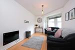 Living room (alternate angle)