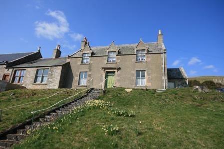 The Manse, Lower Cabrach, Huntly