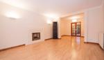 Living room/dining room on open plan