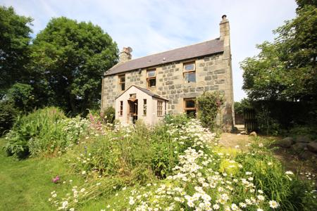 Nether Hythie Farmhouse