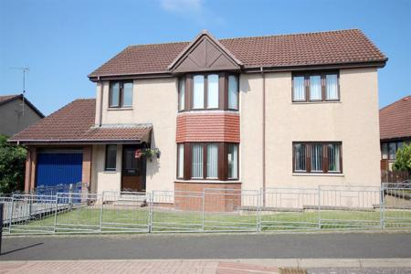 8 LUNCARTY PLACE, TURRIFF