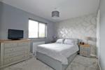 MASTER BEDROOM WITH EN SUITE SHOWER ROOM ASPECT 1