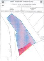 Area coloured pink/blue