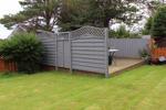 Front Garden & Deck Area