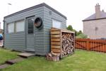 Exclusive Side Garden & Shed