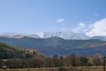 Views towards Lochnagar