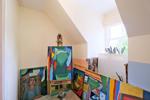 Artist's studio/ nursery/play room