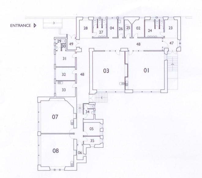 Longside School - Floor Plan