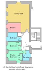 Floor Plan provided by Seller