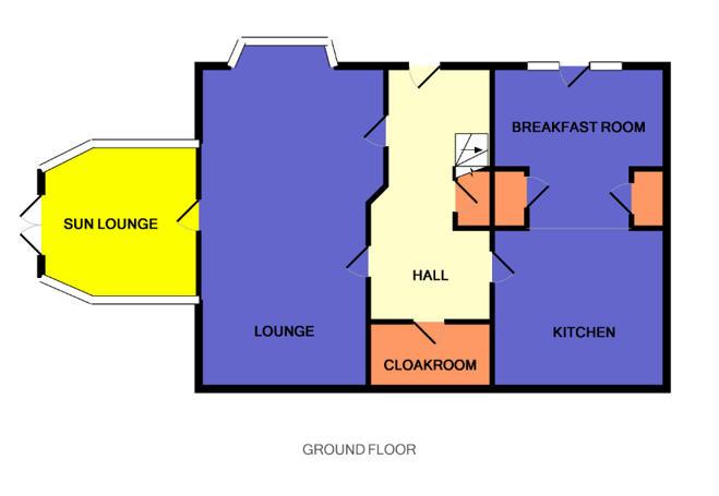 Dwellinghouse One Ground Floor Plan