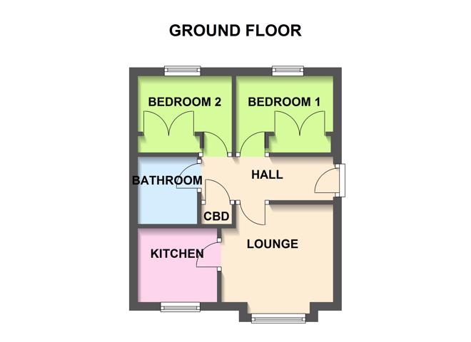 Floor Plans are indicative only - not to scale