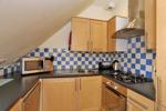 Fitted kitchen included appliances